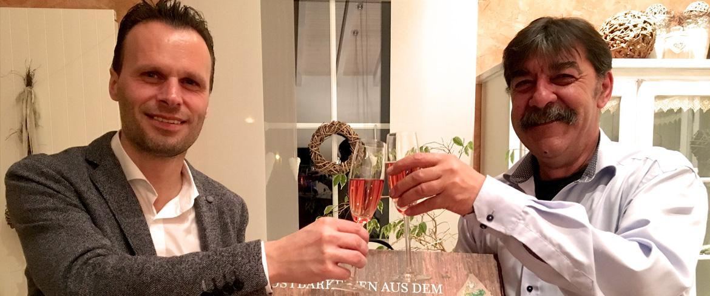 Schwarzwald Sprudel wird neuer Hauptsponsor der Kahlenberg Open des TC Ringsheim